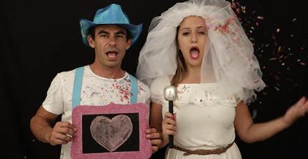 video de agradecimiento de boda
