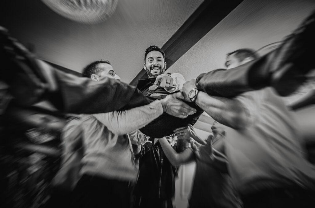 Fotógrafos y Videógrafos de boda