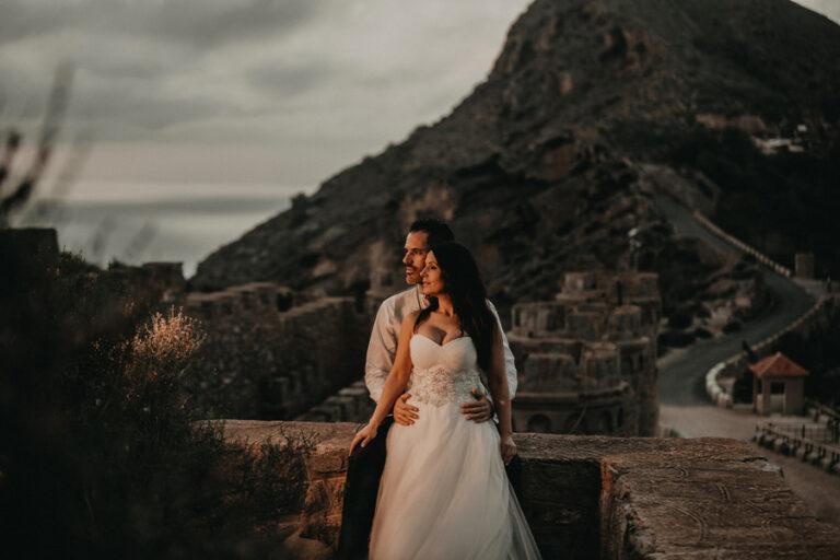 Miguel y Cristina en Castillo