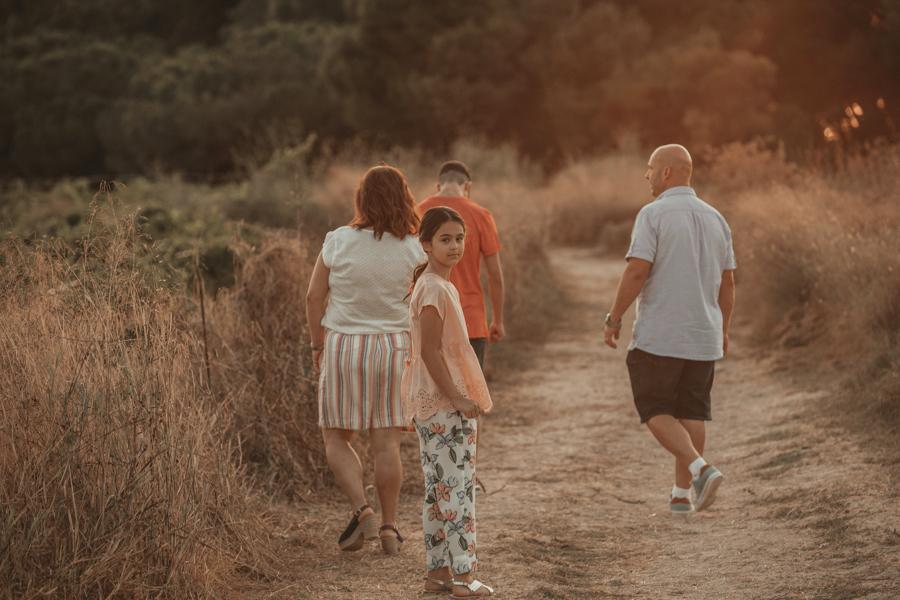 fotos de familia en Crevillente
