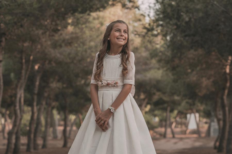 vestido comuniones de santa pola