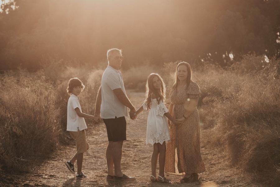 familia de santa pola