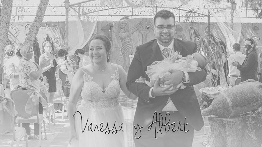 Boda Vanessa y Albert